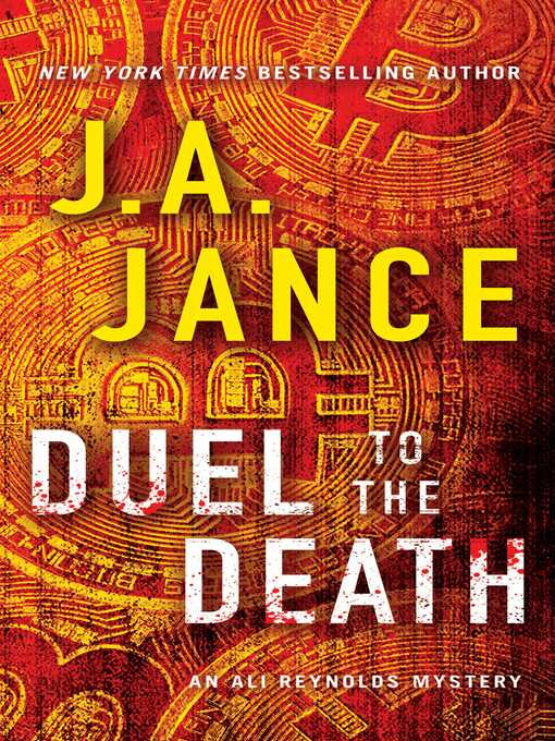 Title details for Duel to the Death by J.A. Jance - Wait list