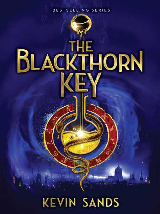 Title details for The Blackthorn Key by Kevin Sands - Available