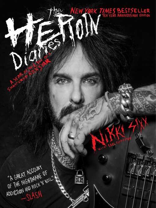 Title details for The Heroin Diaries by Nikki Sixx - Wait list