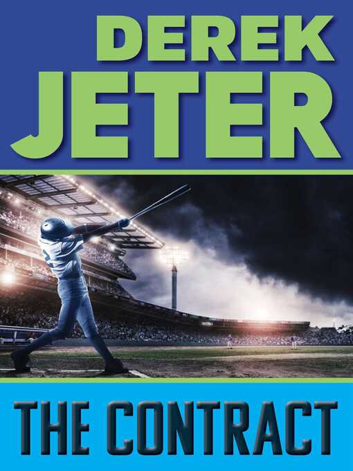 Title details for The Contract by Derek Jeter - Wait list