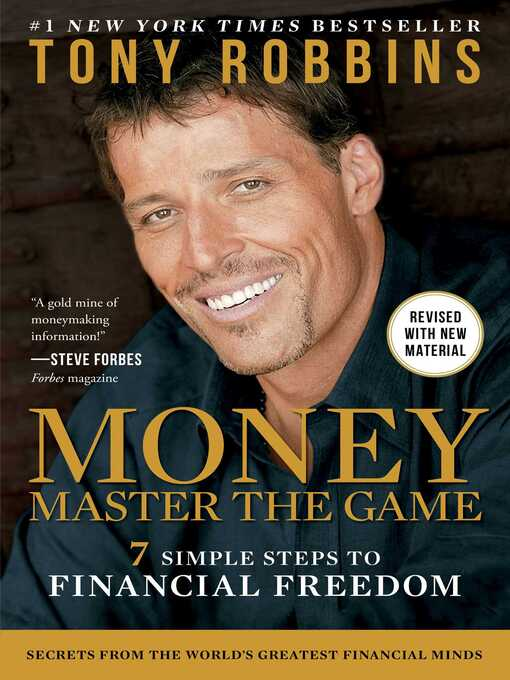 Title details for MONEY Master the Game by Tony Robbins - Wait list