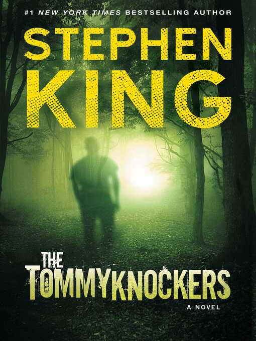 Title details for The Tommyknockers by Stephen King - Wait list