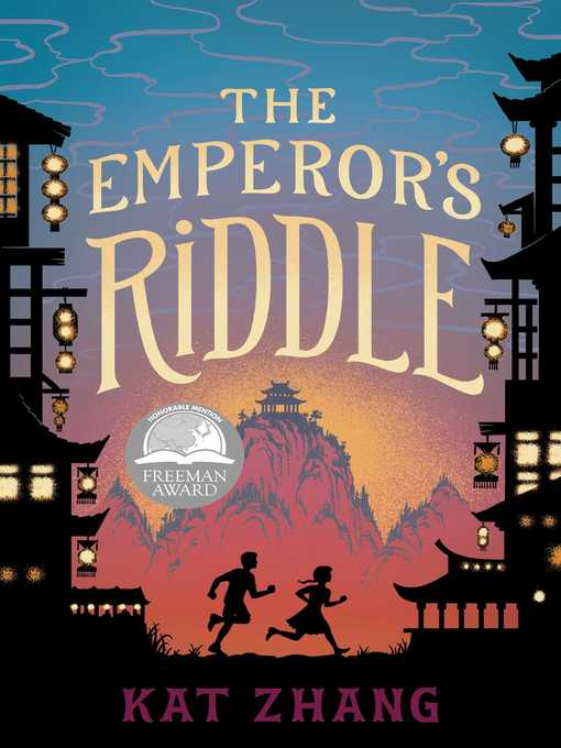 Title details for The Emperor's Riddle by Kat Zhang - Wait list