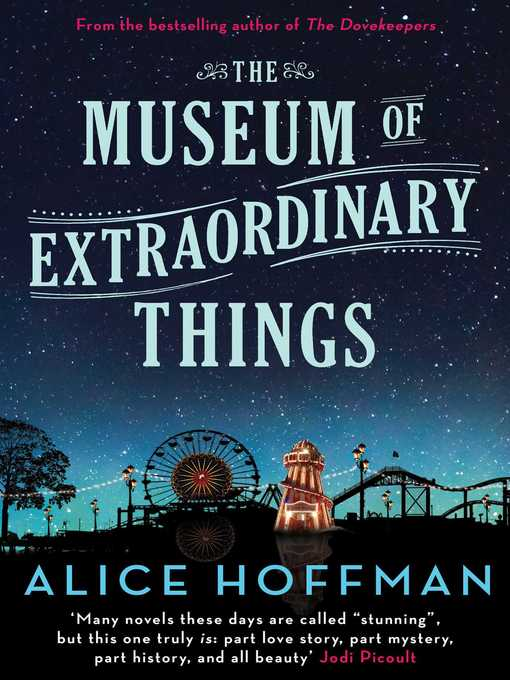 Title details for The Museum of Extraordinary Things by Alice Hoffman - Available
