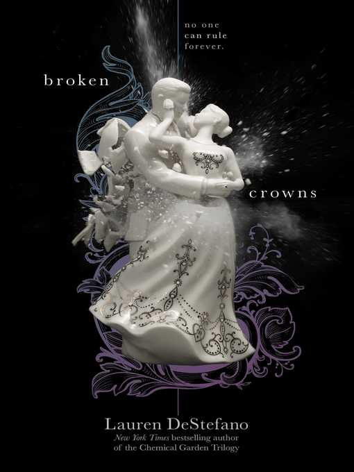 Cover of Broken Crowns