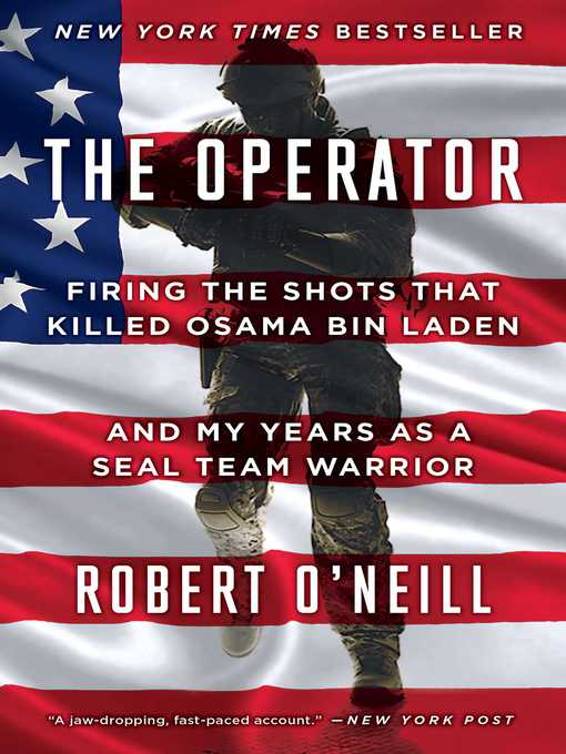 Title details for The Operator by Robert O'Neill - Wait list