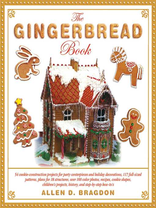 Title details for The Gingerbread Book by Allen Bragdon - Available