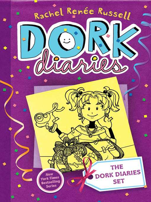 Title details for The Dork Diaries Set by Rachel Renée Russell - Available