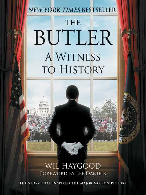 Title details for The Butler by Wil Haygood - Wait list