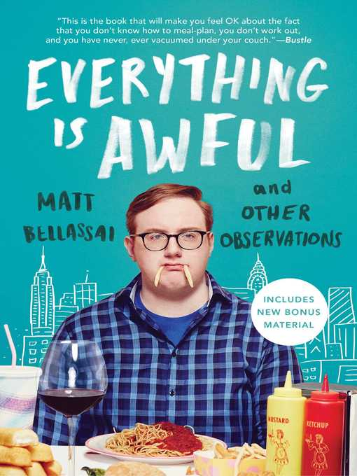 Cover of Everything Is Awful