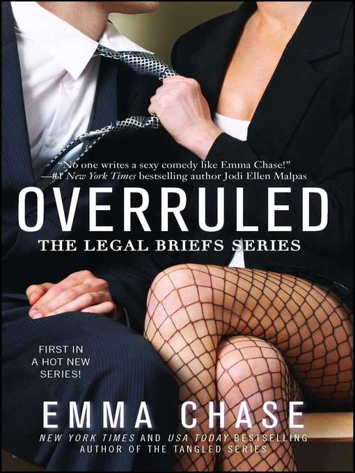 Title details for Overruled by Emma Chase - Wait list
