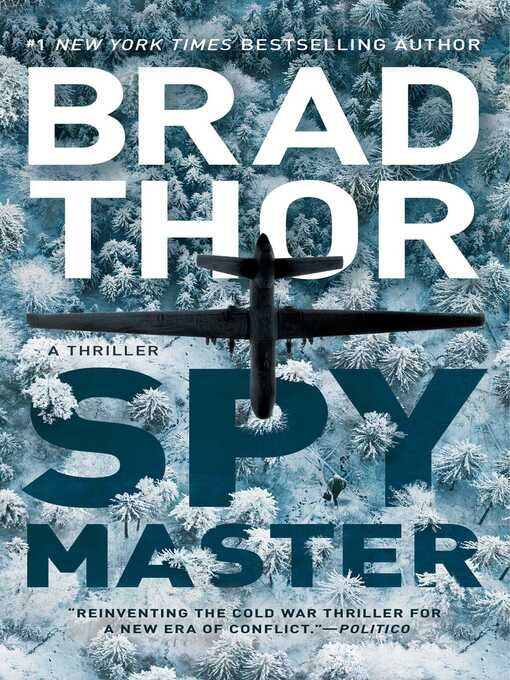 Title details for Spymaster by Brad Thor - Wait list