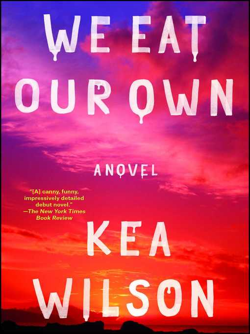 Cover of We Eat Our Own