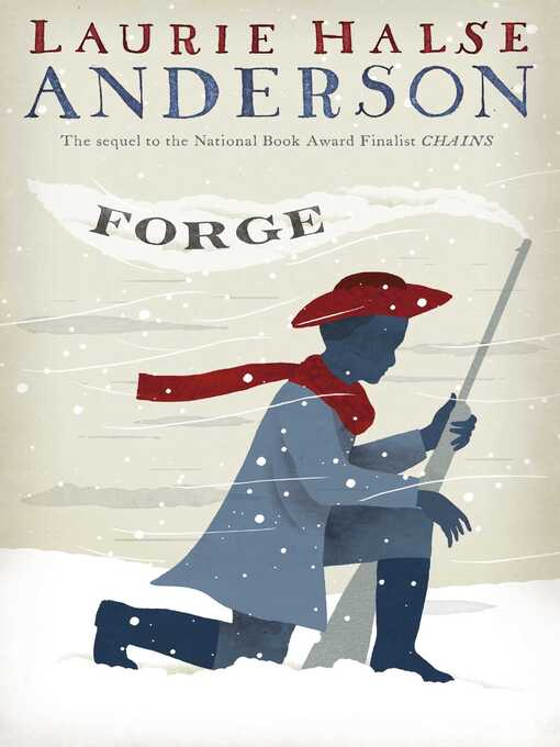 Title details for Forge by Laurie Halse Anderson - Wait list