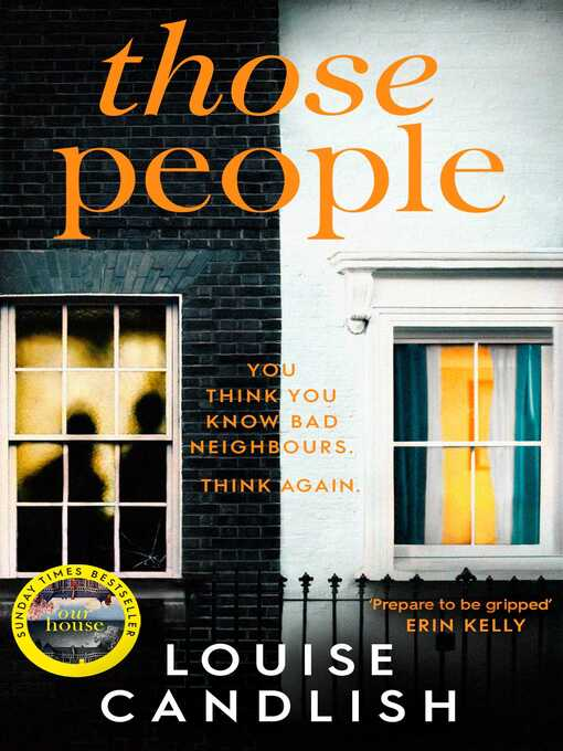 Title details for Those People by Louise Candlish - Wait list