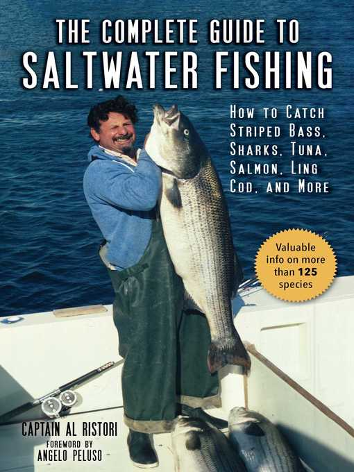 Title details for The Complete Guide to Saltwater Fishing by Al Ristori - Available