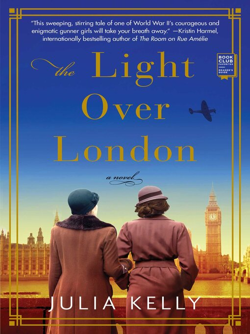 Title details for The Light Over London by Julia Kelly - Wait list