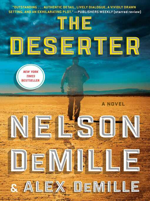 Title details for The Deserter by Nelson DeMille - Available