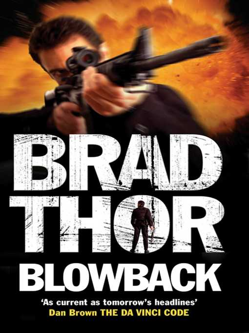 Title details for Blowback by Brad Thor - Available