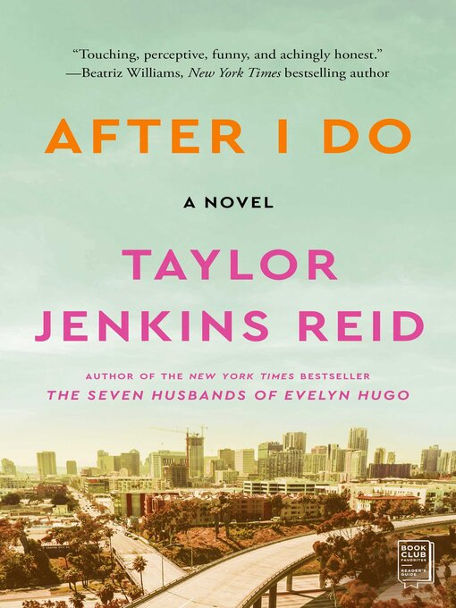 Title details for After I Do by Taylor Jenkins Reid - Wait list