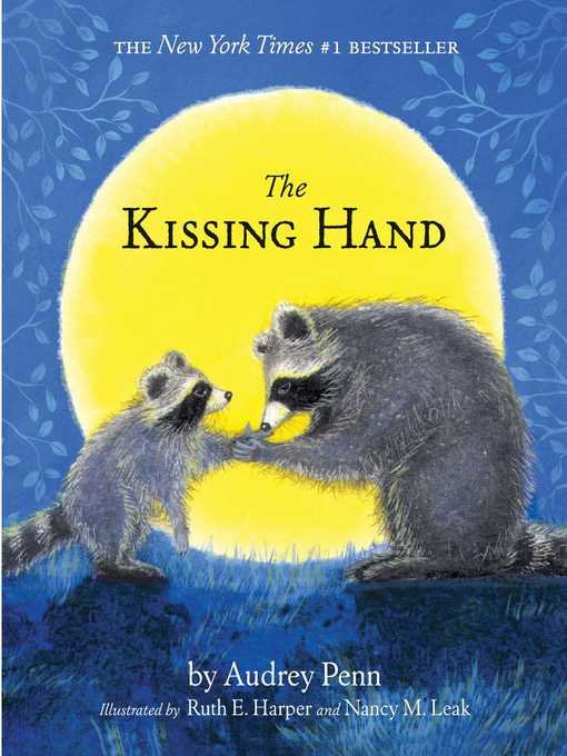 Cover image for book: The Kissing Hand