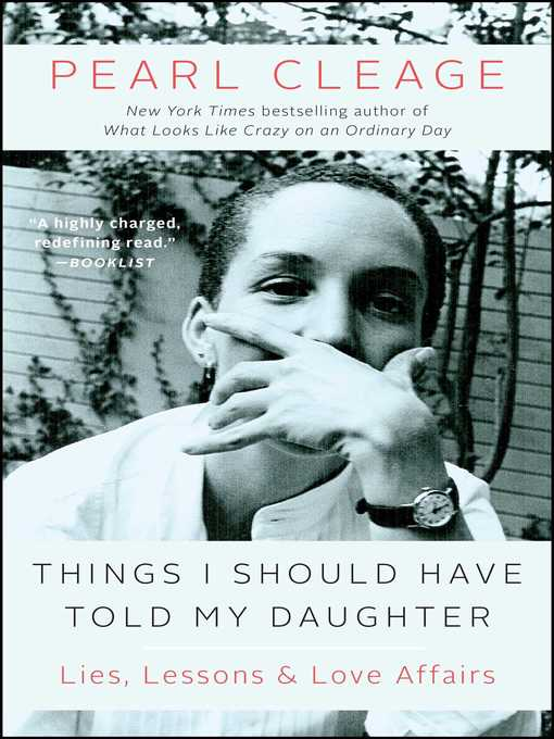 Title details for Things I Should Have Told My Daughter by Pearl Cleage - Wait list