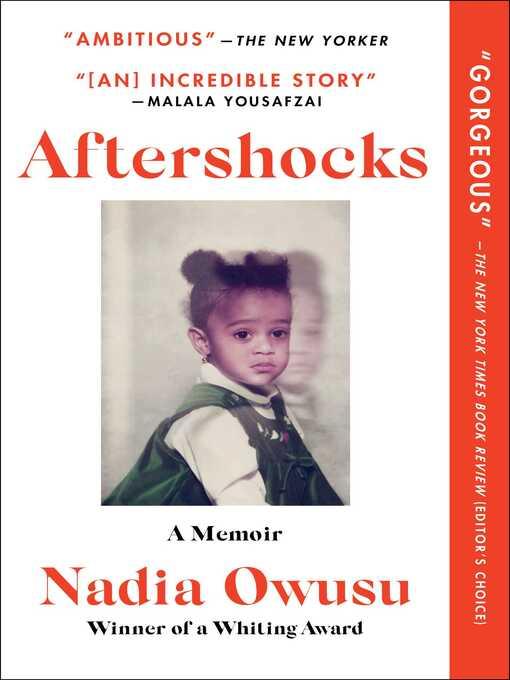 Title details for Aftershocks by Nadia Owusu - Wait list