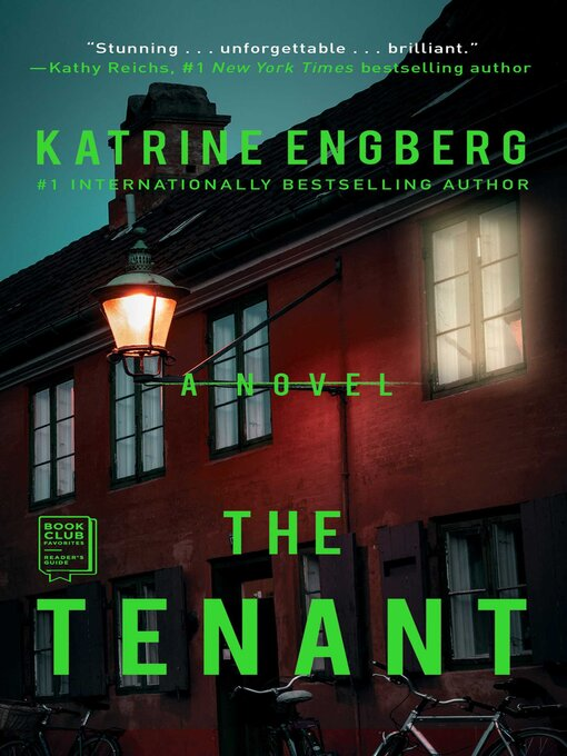 Title details for The Tenant by Katrine Engberg - Available