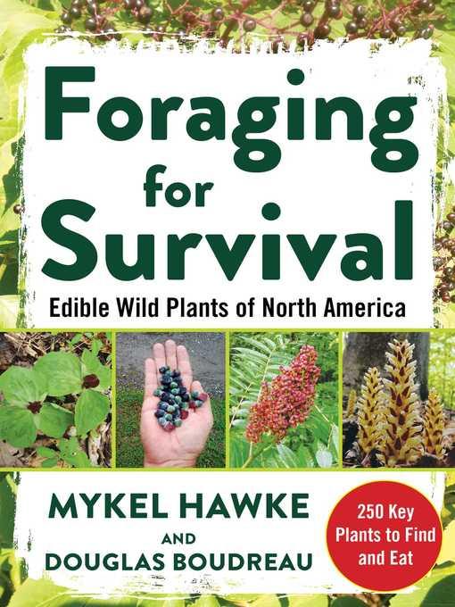 Title details for Foraging for Survival by Douglas Boudreau - Wait list