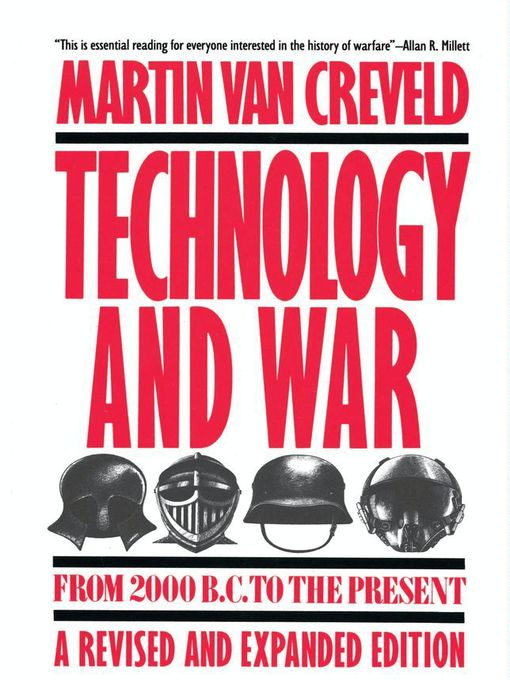Cover of Technology and War