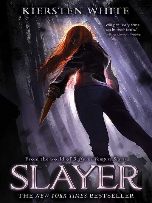 Title details for Slayer by Kiersten White - Wait list