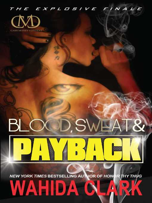 Title details for Blood, Sweat and Payback by Wahida Clark - Wait list