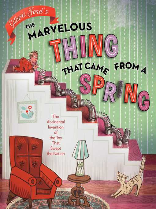 Cover of The Marvelous Thing That Came from a Spring