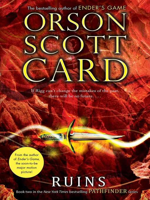 Title details for Ruins by Orson Scott Card - Available