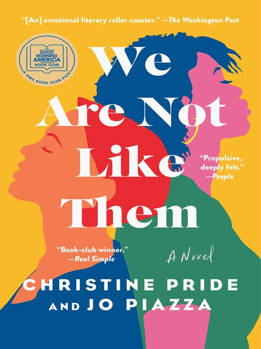 Title details for We Are Not Like Them by Christine Pride - Wait list