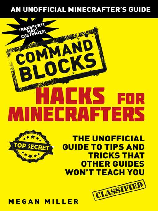 Cover of Hacks for Minecrafters