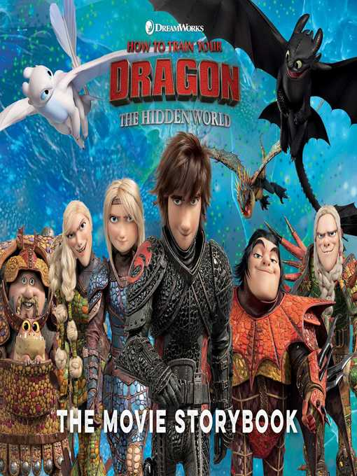 Cover image for book: How to Train Your Dragon the Hidden World the Movie Storybook