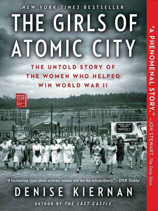 Title details for The Girls of Atomic City by Denise Kiernan - Wait list