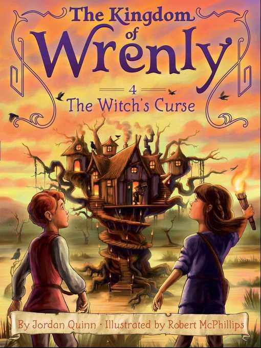Title details for The Witch's Curse by Jordan Quinn - Wait list