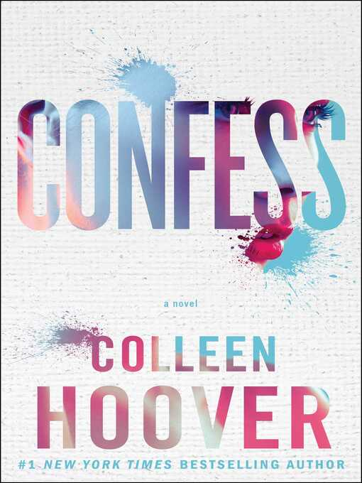cover of Confess by Colleen Hoover
