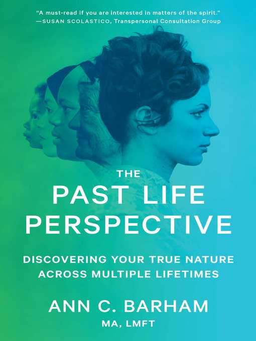 Title details for The Past Life Perspective by Ann C. Barham - Wait list