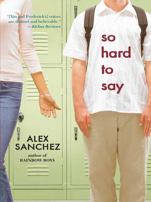 Cover image for So Hard to Say