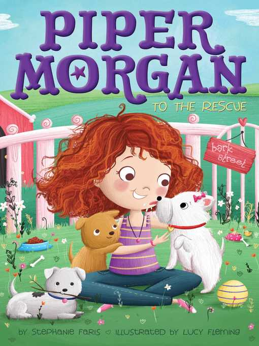 Cover of Piper Morgan to the Rescue