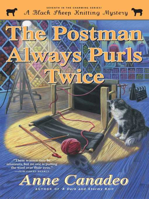 Title details for The Postman Always Purls Twice by Anne Canadeo - Wait list