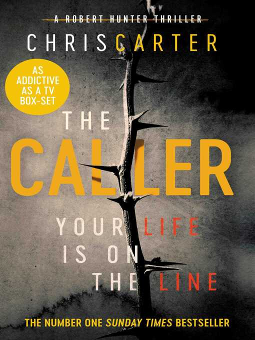 Title details for The Caller by Chris Carter - Wait list