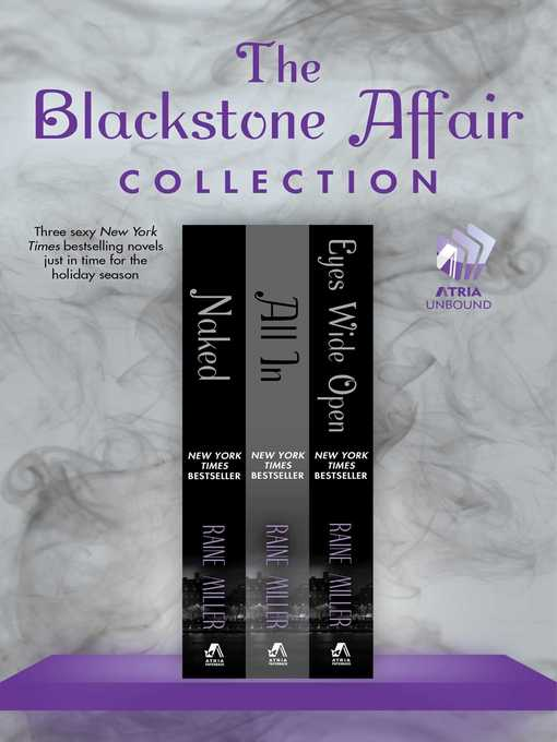 Title details for The Blackstone Affair Collection by Raine Miller - Wait list