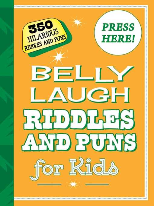 Title details for Belly Laugh Riddles and Puns for Kids by Sky Pony Editors - Wait list
