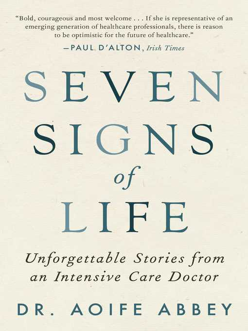 Title details for Seven Signs of Life by Aoife Abbey - Wait list