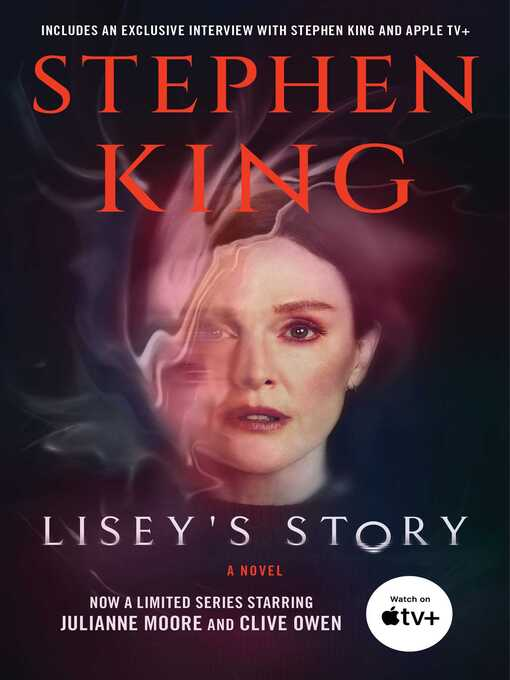 Title details for Lisey's Story by Stephen King - Available