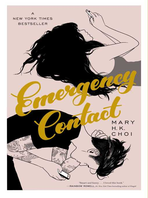 Title details for Emergency Contact by Mary H. K. Choi - Wait list